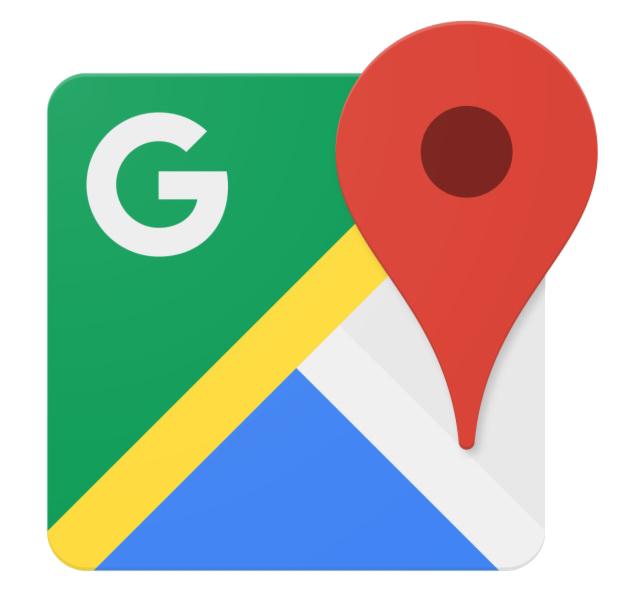 نقشه گوگل سگال نوین